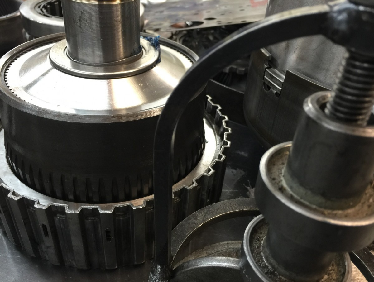 parts of a transmission